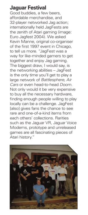 Retro Gamer Issue 26 - Jaguar Special