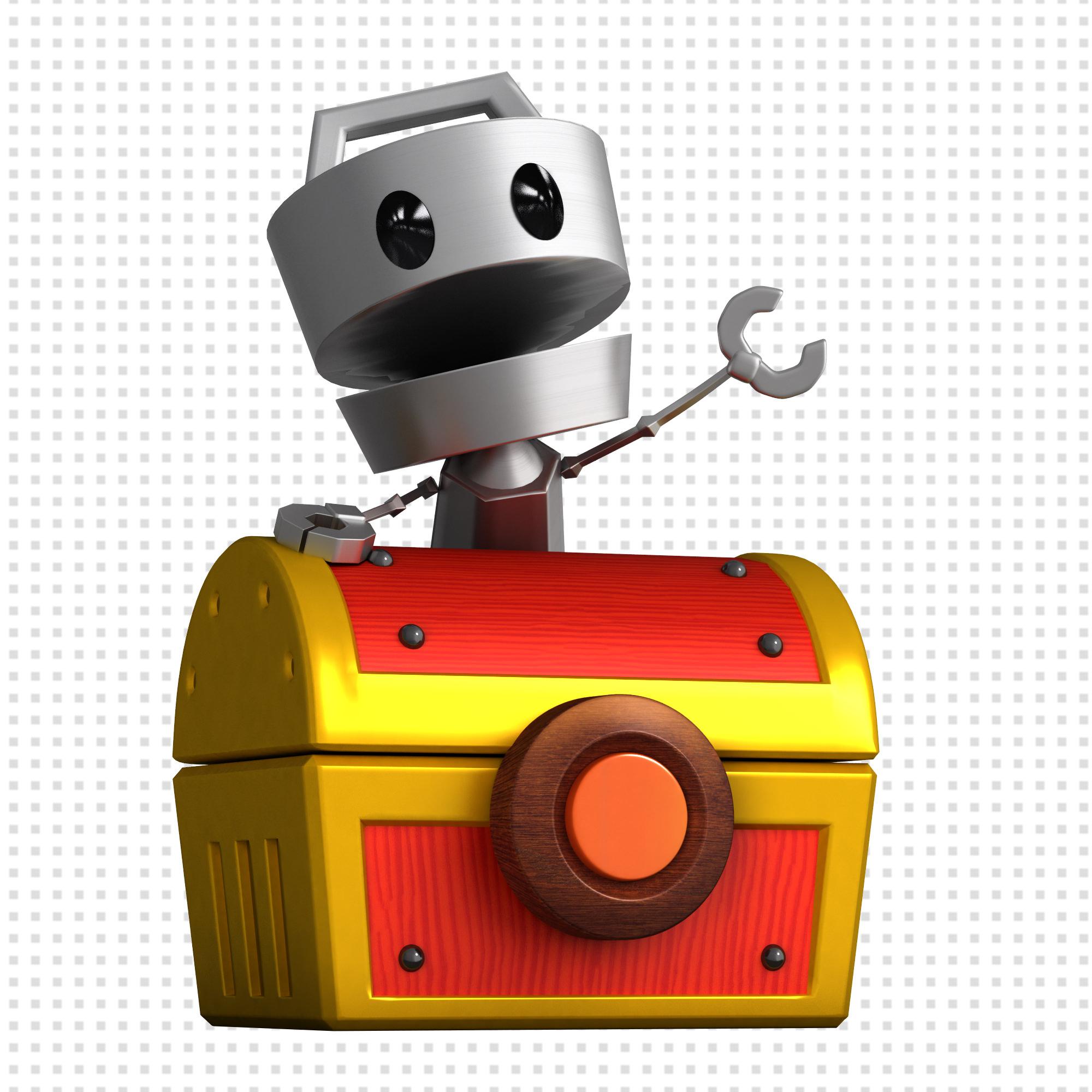 Chibi-Robo Zip Lash (3DS)