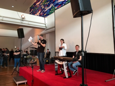 Amiga 30th anniversary celebration party