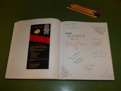 Guestbook - ejagfest 2014