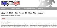 Nexgam Special - ejagfest 2013