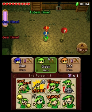 Zelda Triforce Heroes (3DS)