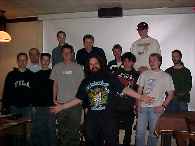 ejagfest 2000 group picture